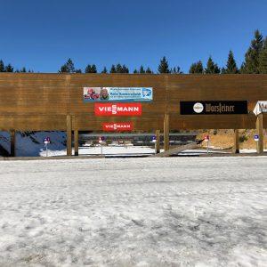 Biathlon Anlage Winterberg